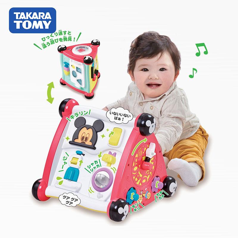 【日本TAKARA TOMY】迪士尼米奇幼兒多合一家家酒
