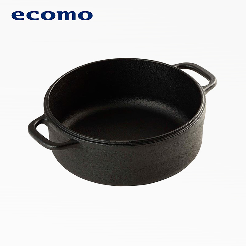 【日本ECOMO】cotto cotto x 南部鐵器萬用鍋組 (+$1692可加購琺瑯細口壺)