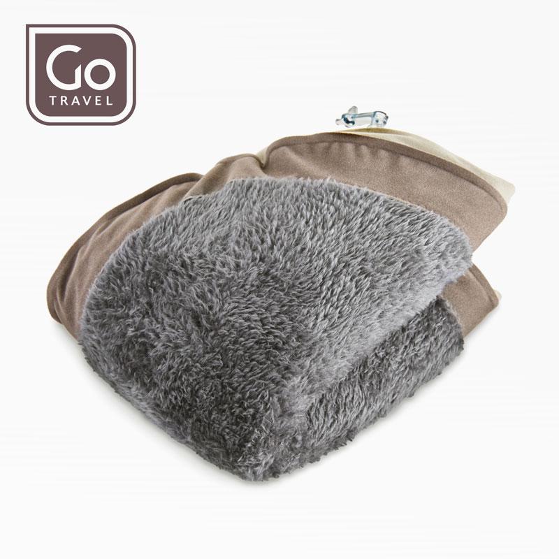 【Go Travel】軟綿綿充氣腳墊