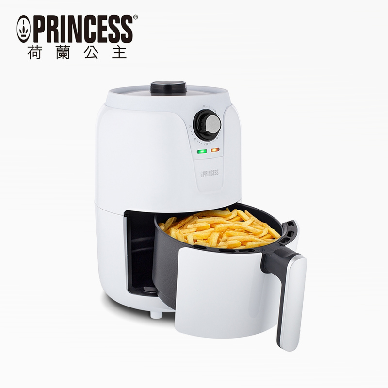 【PRINCESS 荷蘭公主】獨家組合|1.6公升健康氣炸鍋