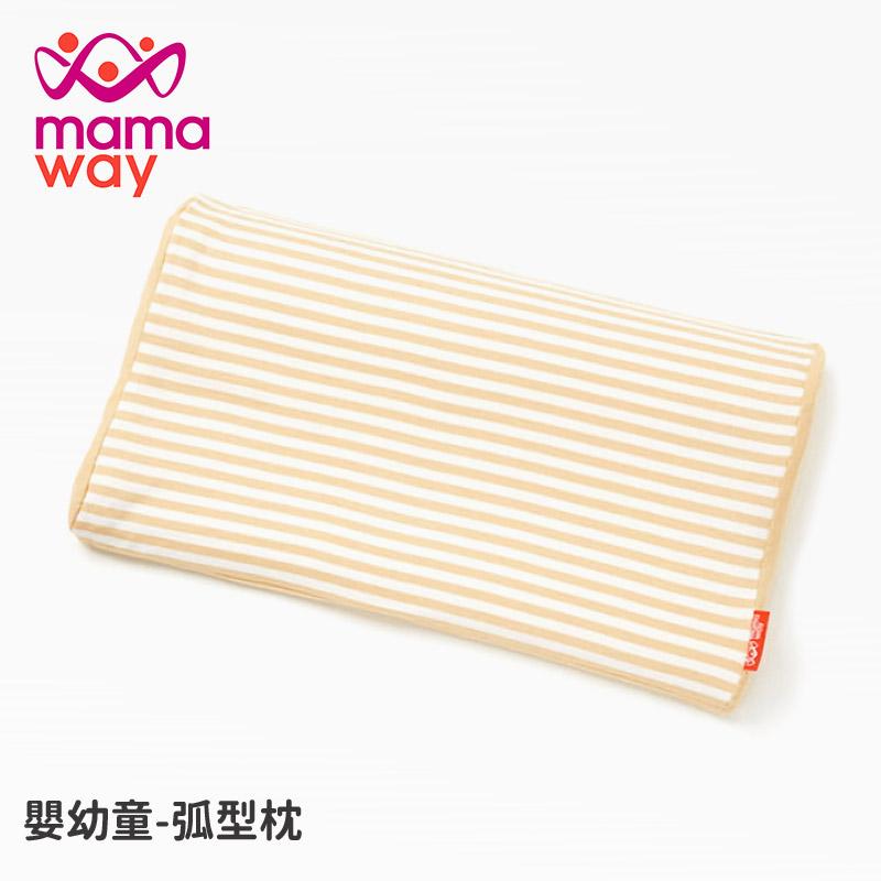 【mamaway】智慧調溫抗菌三合一成長枕