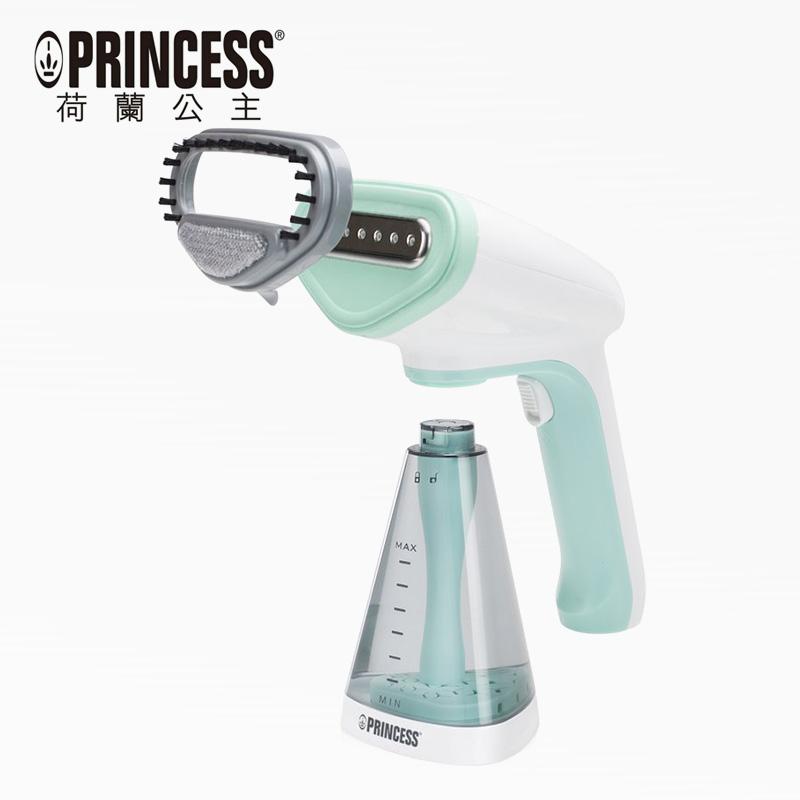【PRINCESS 荷蘭公主】 超大水箱手持蒸氣掛燙機(預購團 6月25日出貨)