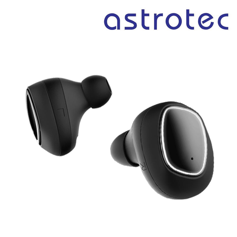 【Astrotec】S80 可觸控式真無線藍牙耳機,獨家贈送專用無線充電盤