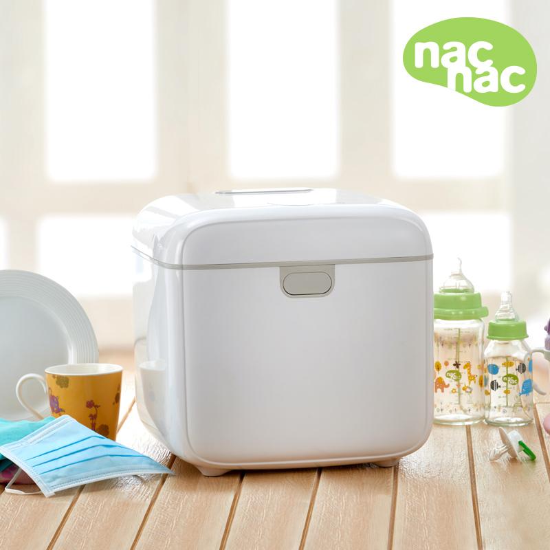 【nac nac】多功能紫外線消毒箱+便攜消毒盒