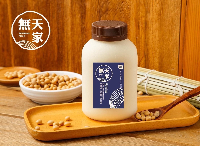 【無天家】豆乳360ML