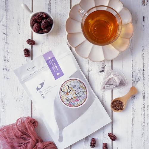 新品【發現茶】熱泡 達人棗尋國寶茶
