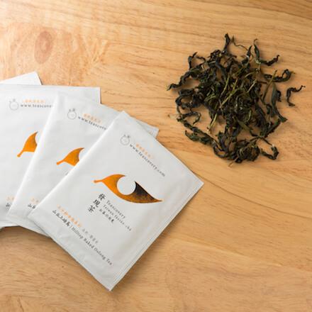 【發現茶】30秒冷泡茶山丘上焙烏20入盒裝