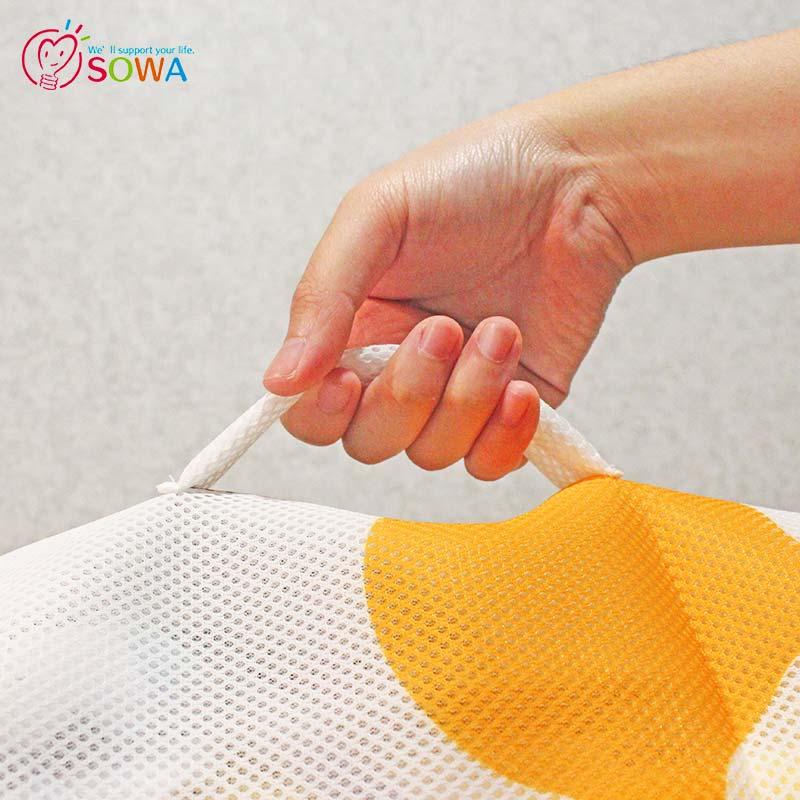 獨家!!日本製【ぬいぐるみみたいな洗濯ネット】像絨毛玩具一樣的可愛動物洗衣袋,共有四種造型