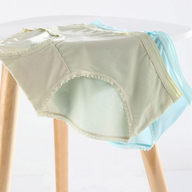 New新款推薦!【Brabrala】冰肌氧氣褲四件組〈黑科技速乾內褲〉