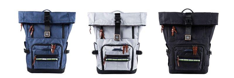 【NESO Bag】台灣原創設計,後背包 Backpack ( 另可加購配件組 )