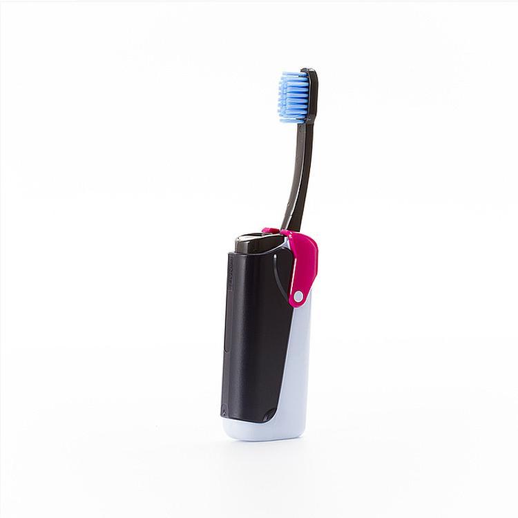 【義大利 BANALE】隨身旅用牙刷-繽紛亮彩系列 TOOTHBRUSH(5色)