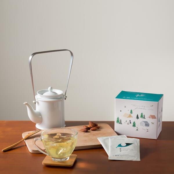 【發現茶】30秒冷泡茶又一春青茶20入盒裝